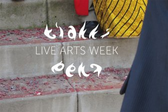 Live Arts Week logo 1