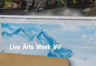 Foto Live Arts Week VII bis