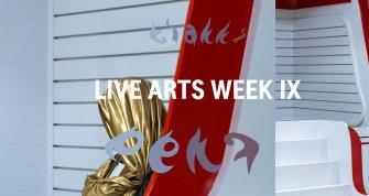 Foto Live Arts Week IX