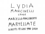 Cover disco Martellate